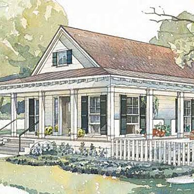 Our top 25 house plans Coastal living house plans