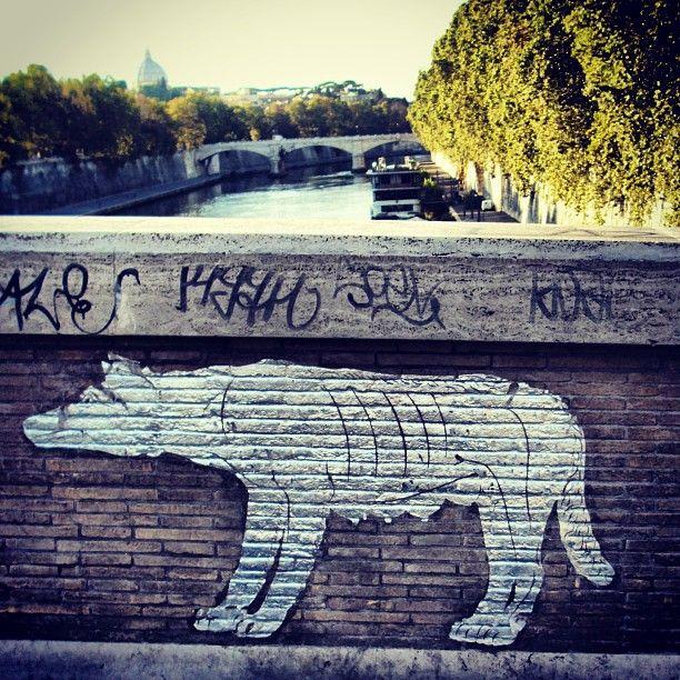 she wolf rome art - photo#33