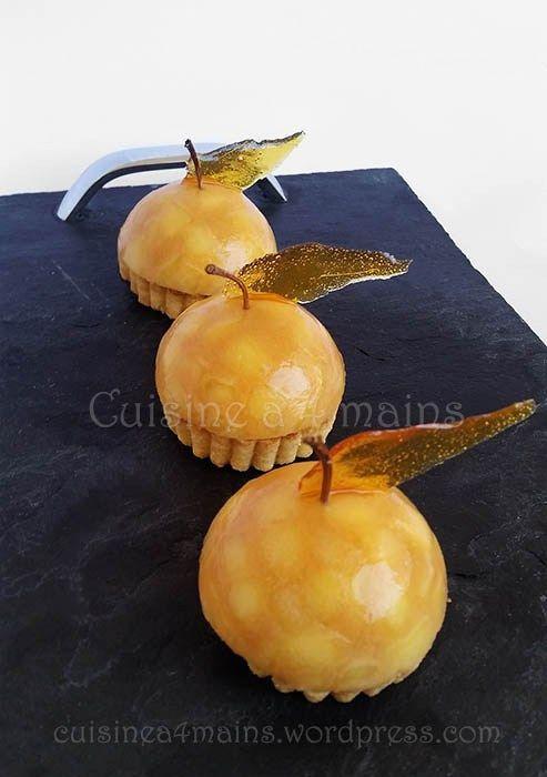 tarte tatin 1 - cuisine à 4 mains