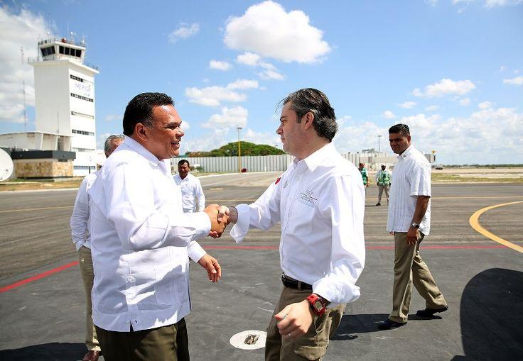 Titular de la SEP, en gira de trabajo por Yucatán (Vídeo)