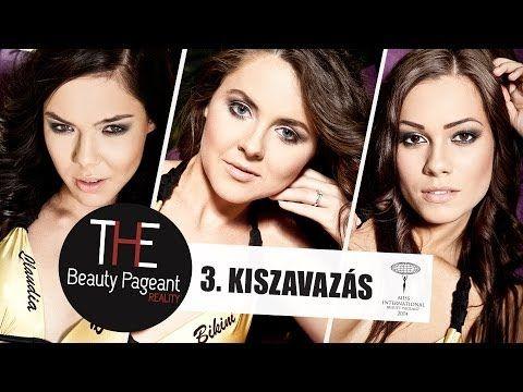 A harmadik kiszavazás - The Beauty Pageant Reality - Miss International ...