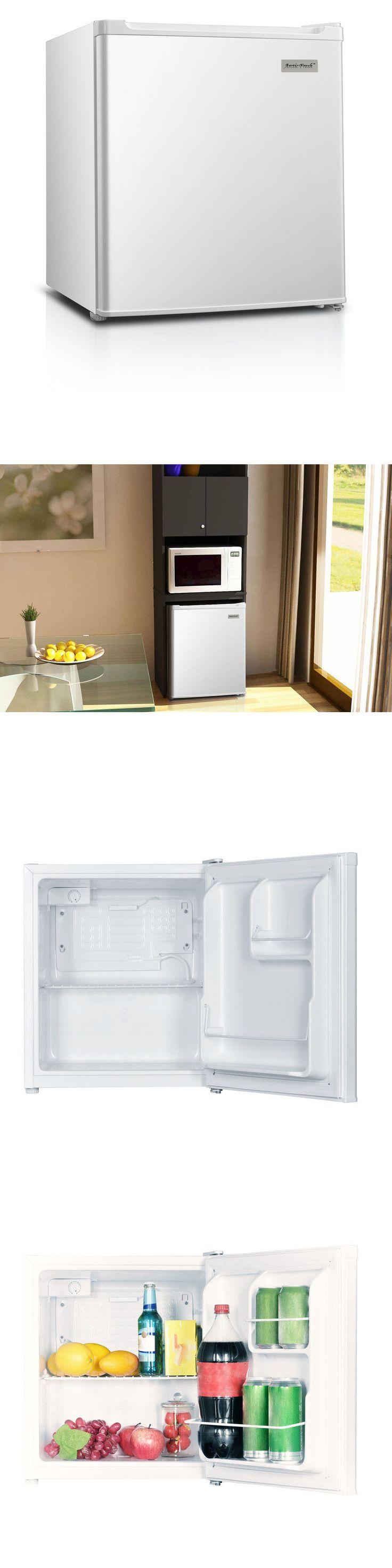 Mini Fridges 71262: White 1.6 Cu Ft Mini Fridge - Compact Refrigerator For College Dorm Or Office -> BUY IT NOW ONLY: $64.99 on eBay!