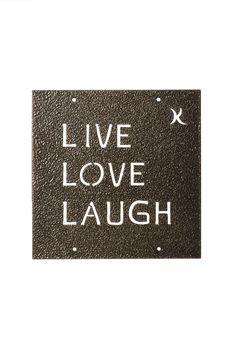 LIVE LOVE LAUGH rostar