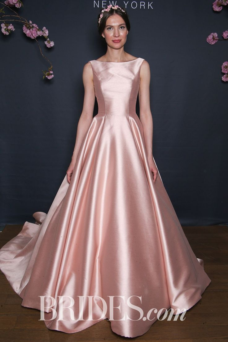 5829 best Pretty in Pink images on Pinterest | Vestidos de boda ...