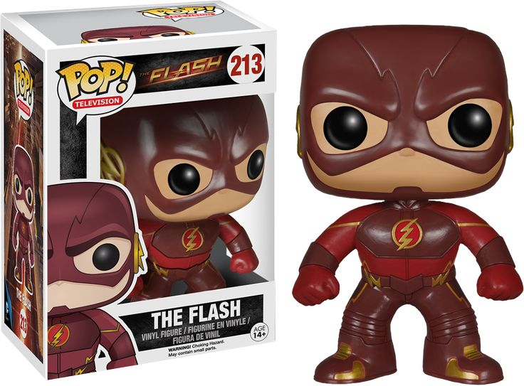 I have one! I had to as the back room at Barnes and nobles cuz they had zoom and captain cold out but no Barry. You can also get and unmasked version of both captain cold and flash