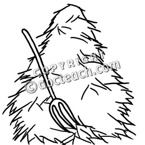 108 best farm embroidery images on pinterest farm for Hay coloring pages