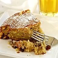 Deliciously moist and lemony, Tamasin Day-Lewis's cake makes excellent picnic fodder or can be served warm as a dessert