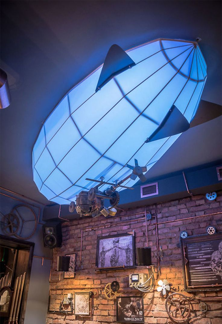 Welcome to the surreal steampunk apartment where jules verne meets tim - Steampunk Joben Bistro Pub Inspired By Jules Verne S Fictional Stories
