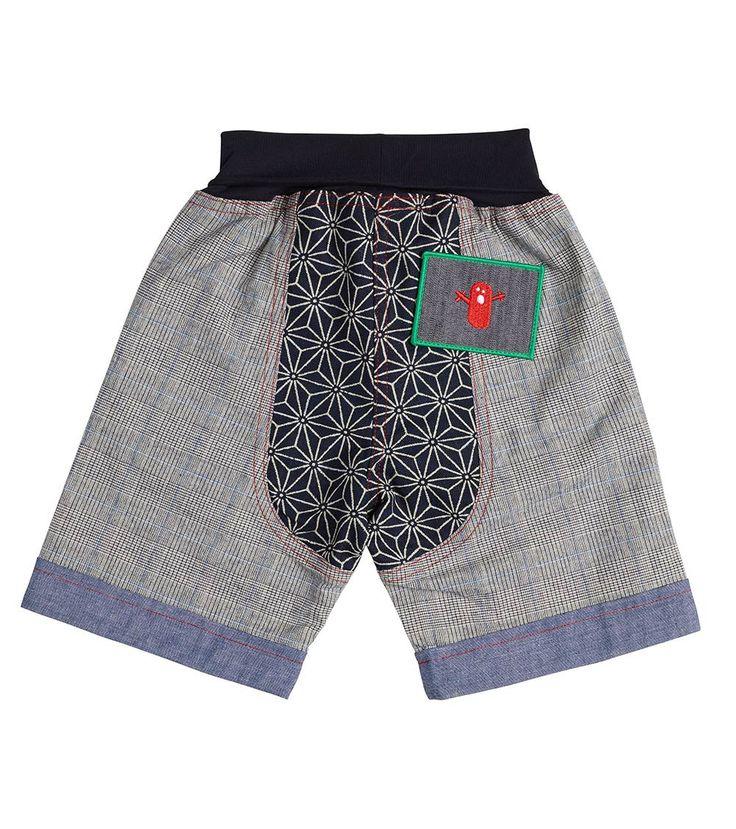 Scorching Short - Big, Oishi-m Clothing for Kids, Holiday 2017, www.oishi-m.com