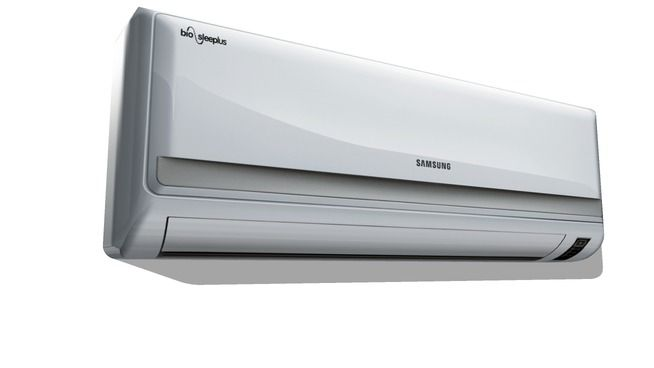 Samsung F-AQV18TWS-01 Air Conditioner - 3D Warehouse