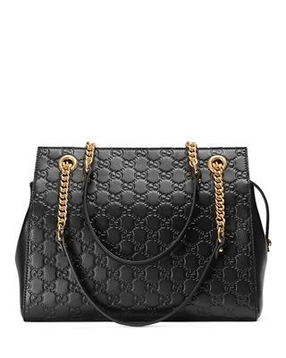 a4c25d7998ba Women s Work Clothing Collection at Neiman Marcus. Gucci Chain Bag