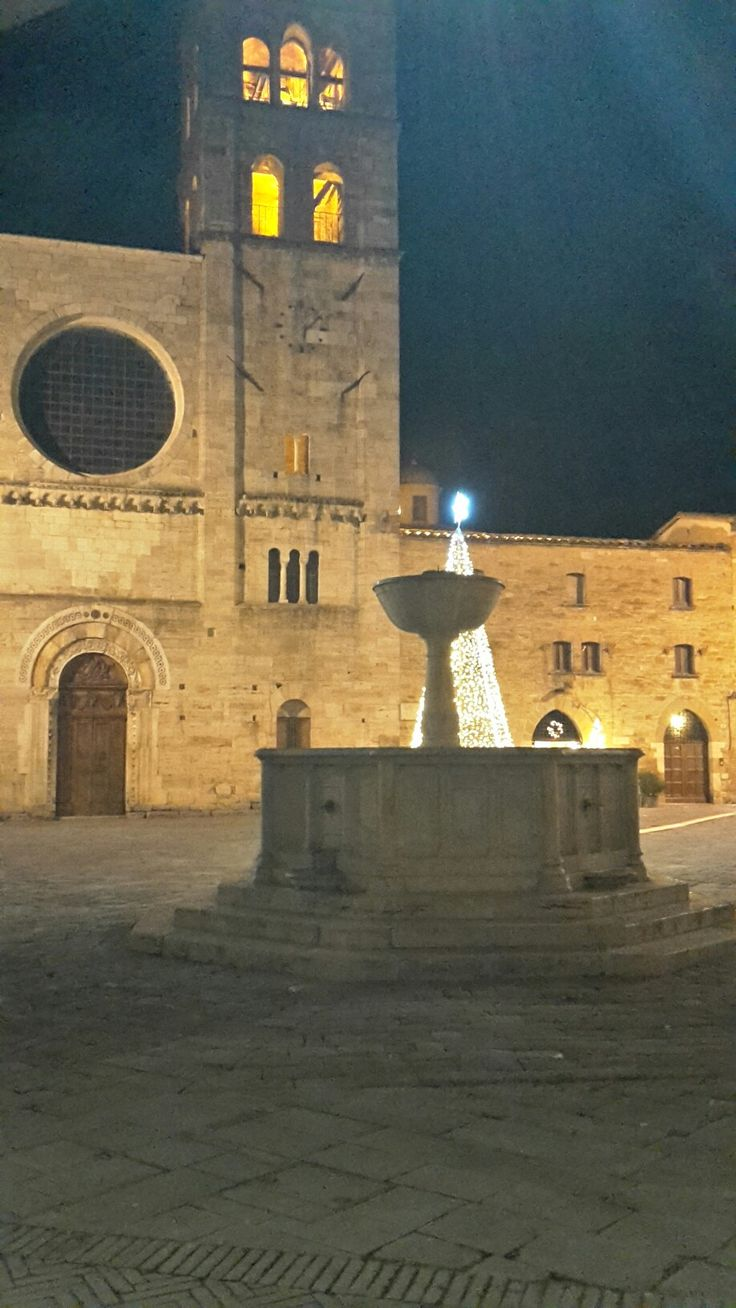 Bevagna: little village only 20 minutes from Perugia. It's the most beautiful village of Italy.