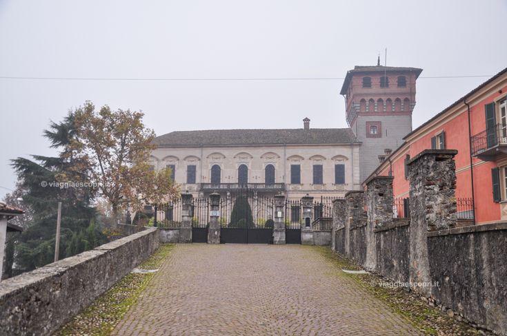 Castello di Bubbio, itinerario in #Piemonte #eccellenzainPiemonte