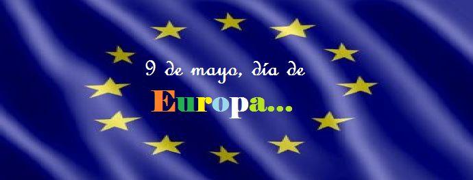"""Hoy 9 de Mayo se celebra el """"Día de Europa"""", una festividad muy especial en el ámbito de la Comunidad Europea y que sirve para poner en valor la importancia de la unión de los diferentes pueblos y países que la componen."""