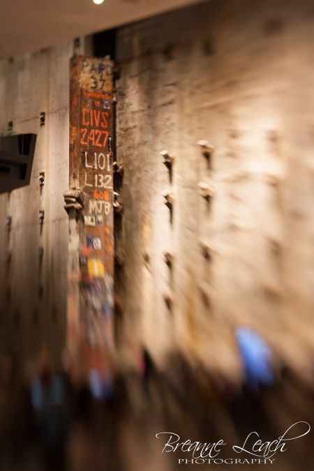 9/11 Memorial & Museum; The Last Column #lensbaby #neverforget