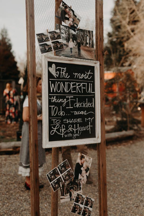 You'll Love This Incredible Upcycled Wedding at Red Barn Weddings