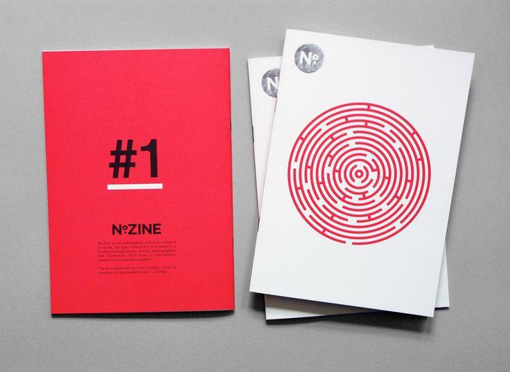 Patrick Fry / No.Zine #1 — #6