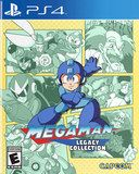 Mega Man Legacy Collection - PlayStation 4, Multi