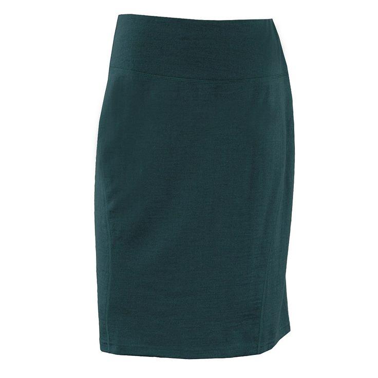 Merino Skirt / A hard wearing favourite.