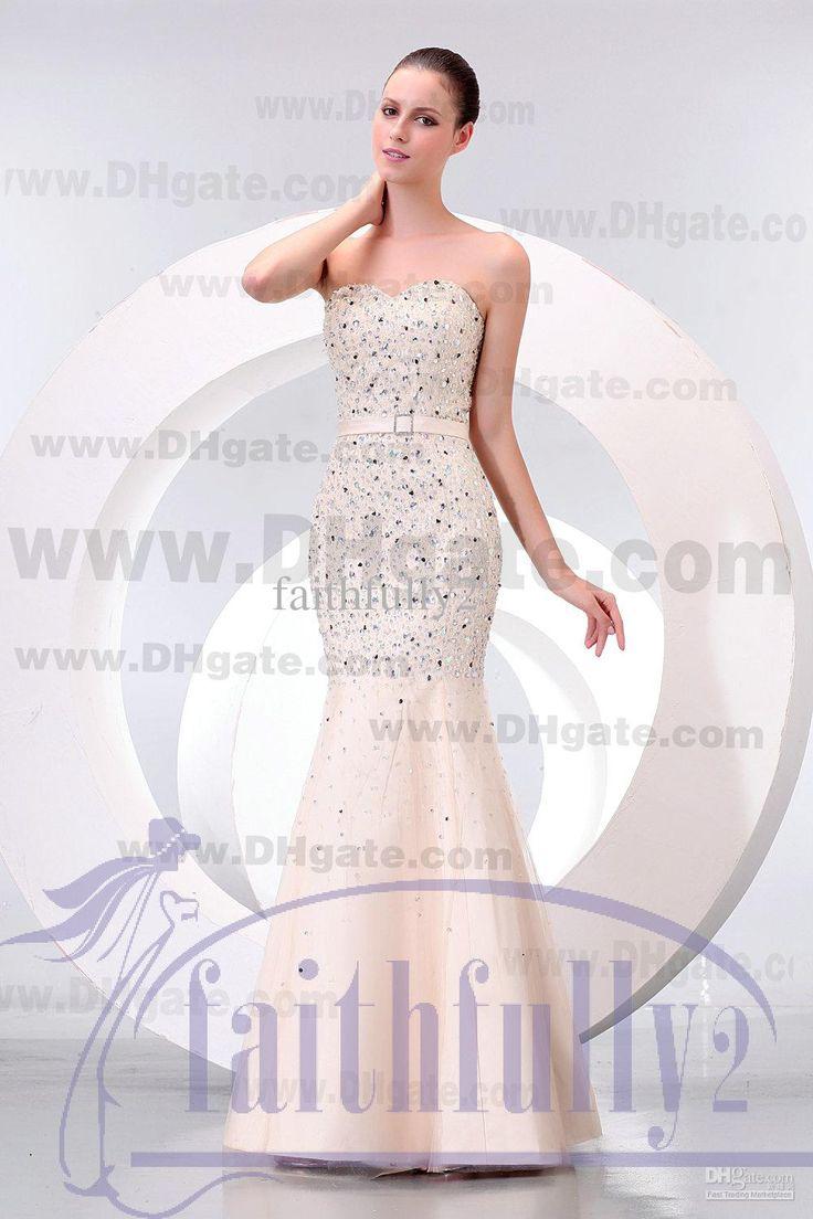 29+ Swarovski crystal mermaid wedding dress information