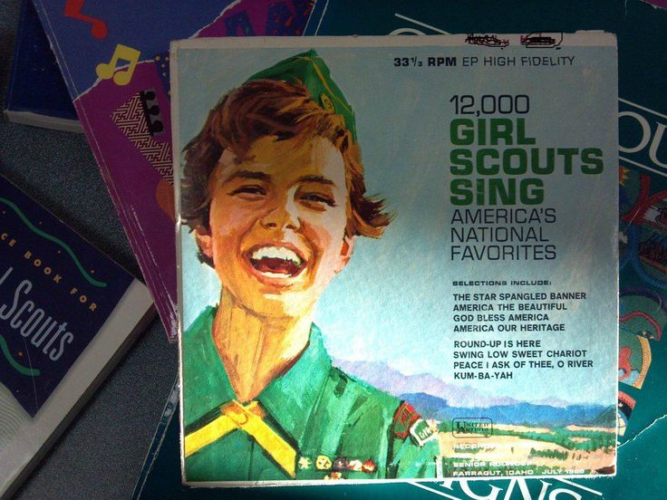 Justin Beiber as a 1980s girl scout apparently.