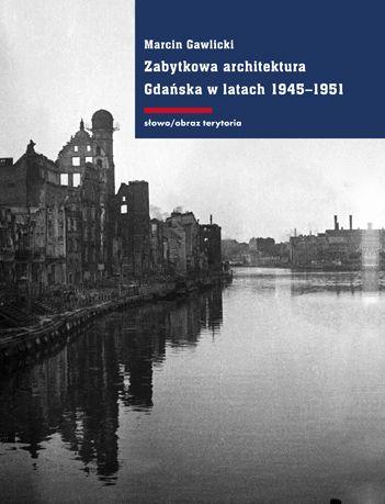 Książka podejmuje temat odbudowy najcenniejszych zabytków architektonicznych Gdańska po drugiej wojnie światowej.