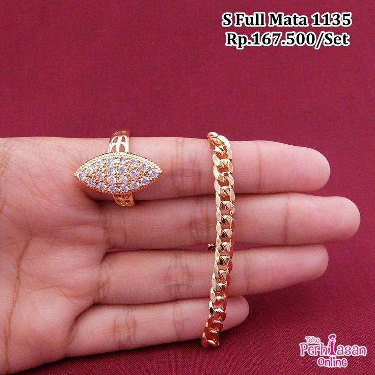 Perhiasan Emas Full Mata Lapis Emas Call/Wa : 082276738999 ...