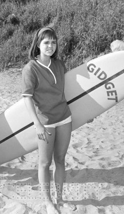 sally field - gidget