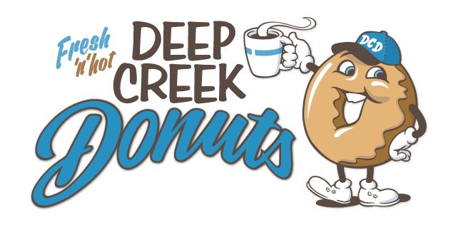 Deep Creek Donuts | Fresh, homemade donut micro factory at Deep Creek Lake, MD
