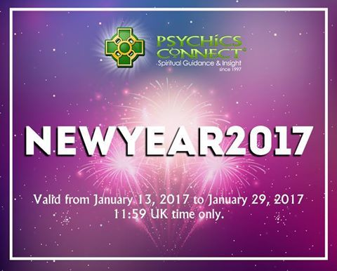 Kick-start the year with our special promo - enjoy 20% OFF when you book 20 - minute psychic readings! Simply quote the promo code: NEWYEAR2017  #promotions #psychic #psychicreading