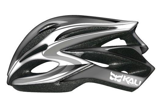 Coming 2014...Kali Protectives LOKA Helmet Crystal Silver #kaliprotectives #kalipro #kali #kalihelmets #protectivegear #loka #crystal #silver #bike #bicycle #road #compositefusionplus