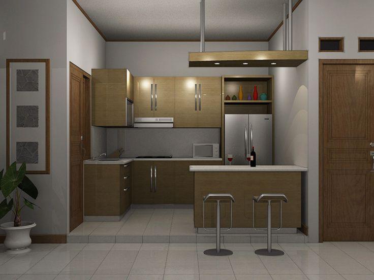 Desain Dapur Sederhana Dan Murah Dapat Anda Ubah Menjadi Yang Modern Nyaman