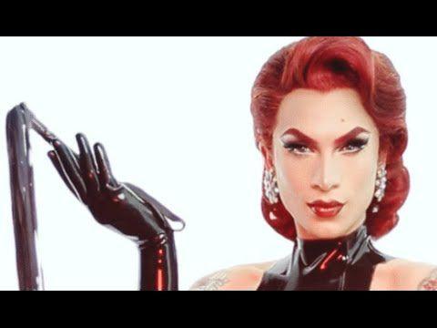 "Miss Fame - ""The Big Bang"" Drag Makeup Tutorial - YouTube"