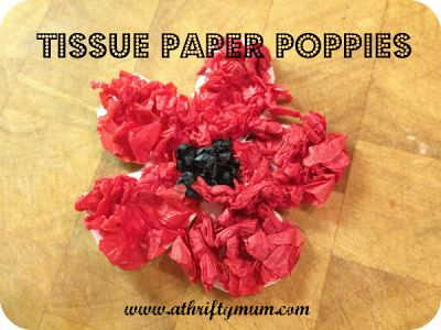 The poppy is such a gorgeous flower, it's lovely to use it as an inspiration for art and crafts at any time. But as Remembrance Day is soon approaching, and it marks the First World War Centenary, poppies will be everywhere.