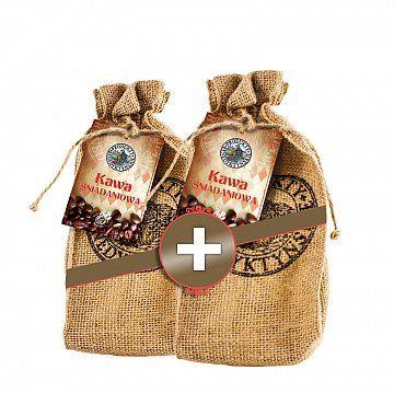 Kawy śniadaniowe - w zestawie taniej - Produkty Benedyktyńskie    Mieszanka arabik południowoamerykańskich oraz robust azjatyckich i afrykańskich. Dla wszystkich, którzy lubią mocną, delikatnie goryczkowatą kawę. Idealna na ...