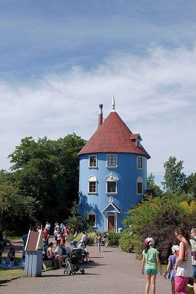 Moomins home...Finnland