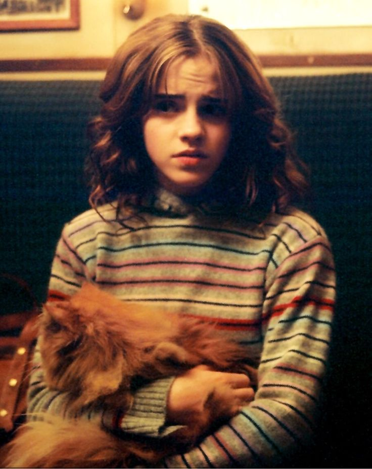 Emma in ''Harry Potter And The Prisoner Of Azkaban''