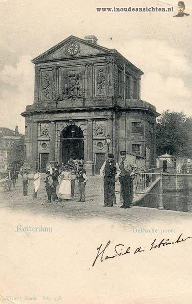 Delftsche poort 1902