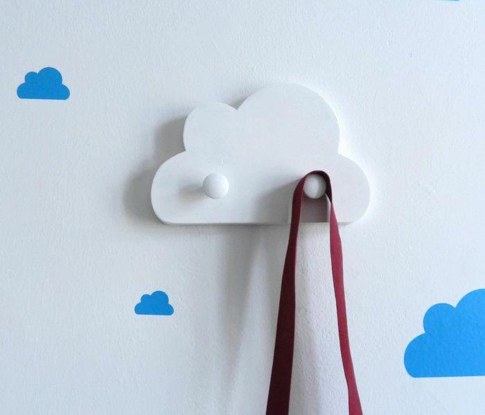 Wandtattoo Wolke Weiß : Kind Wolke und Wolken Wandtattoos von Musterladen  Wandtattoos