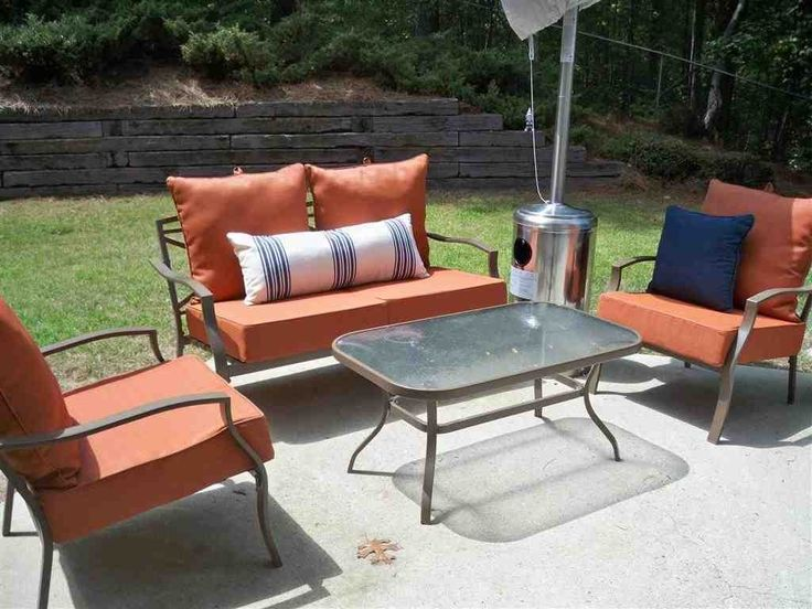 Patio Furniture Slip Covers