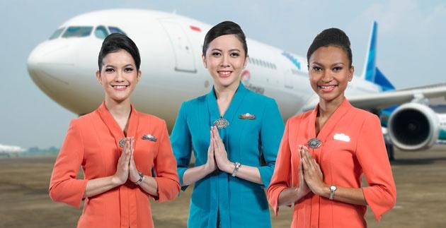 Pramugari Garuda Indonesia Rekrutmen Jakarta