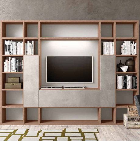 Centre TV Unit This wooden, luxury TV Unit is perfect both for a modernly furnished living room or a more traditional one.