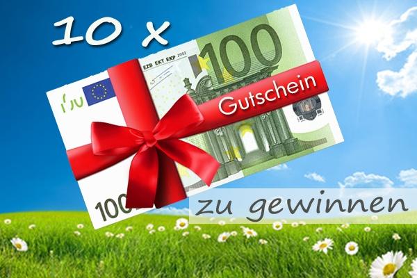 Die Profirad AG wird 10 Jahre! Zu diesem Anlass starten wir das ganze Jahr über zahlreiche Aktionen, Gewinnspiele und Angebote! Gewinnen Sie jeden Monat (Februar-November) einen 100 Euro Gutschein für unseren Onlineshop. Mitmachen lohnt sich.     zum Gewinnspiel:    http://www.profirad.de/fahrrad-tipps/10-x-100-eur-gutschein-zu-gewinnen    www.profirad.de