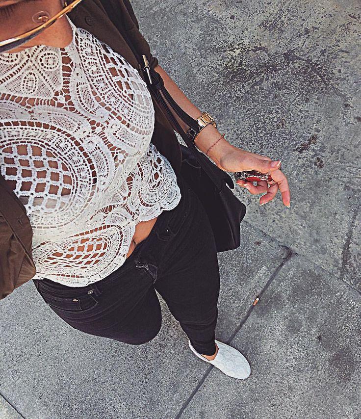 Lace, gold, white fashion, street style, black, ar,y green, zara