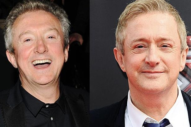 Louis Walsh The X Factor judge splashed out £30,000 on a hair transplant after Simon Cowell told him he was going thin on top.