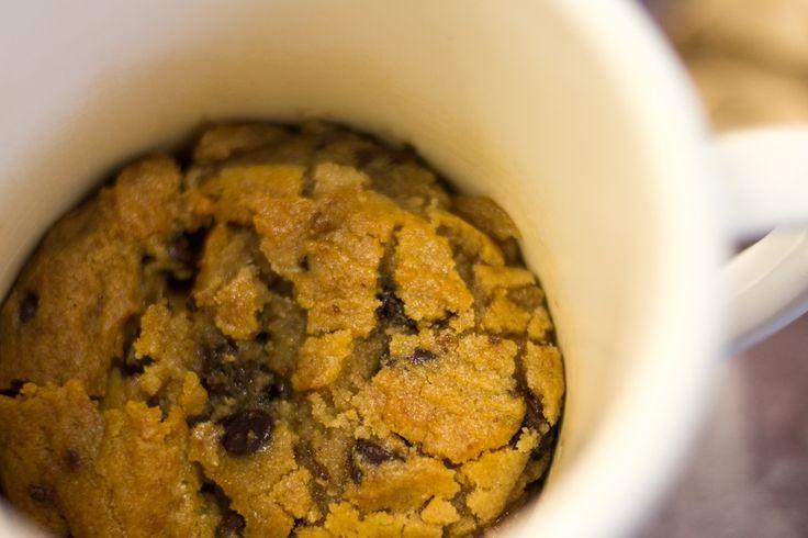 microwave cookie
