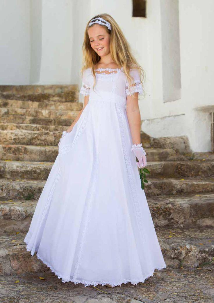 Vestidos comunion charo ruiz precios