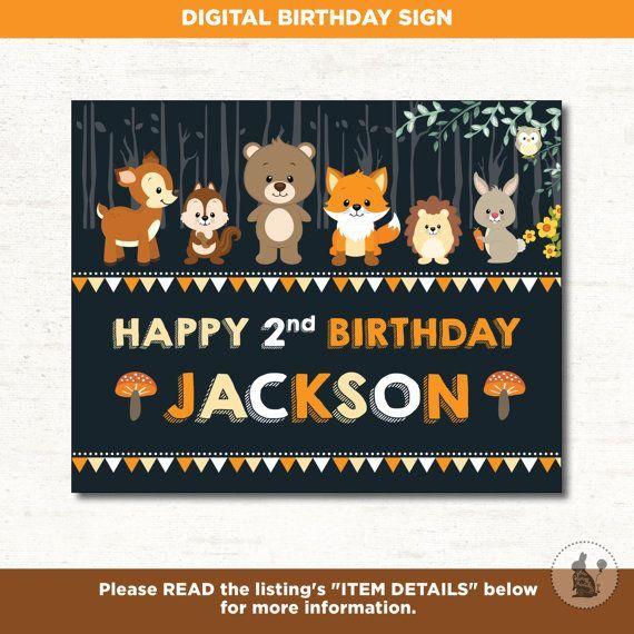 printable boys birthday invitation any