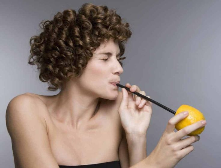 Perdre la cellulite naturellement : Le citron
