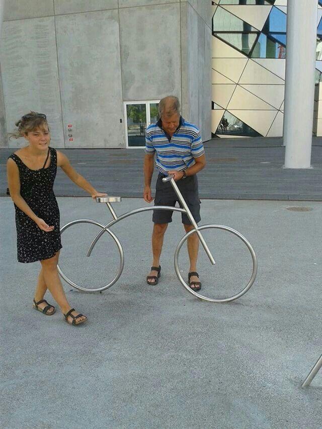 Ny cykel?